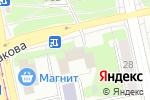 Схема проезда до компании CAMEO в Екатеринбурге