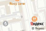 Схема проезда до компании Региональный консультационный центр безопасности труда в Екатеринбурге