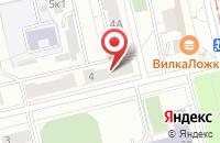 Схема проезда до компании Агат в Екатеринбурге