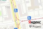 Схема проезда до компании Мама с папой в Екатеринбурге
