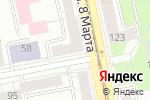 Схема проезда до компании Комиссионный магазин в Екатеринбурге