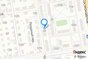 Снять однокомнатную квартиру в Екатеринбурге Черноярская улица, 24