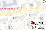 Схема проезда до компании Магазин одежды и обуви в Екатеринбурге