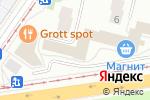 Схема проезда до компании Уральский банк реконструкции и развития, ПАО в Екатеринбурге