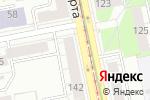 Схема проезда до компании Банк Хоум Кредит в Екатеринбурге