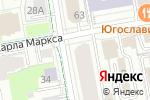 Схема проезда до компании Центр Преображения Женщины в Екатеринбурге
