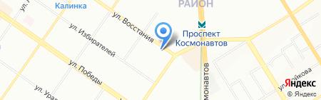 Вкусные Истории на карте Екатеринбурга
