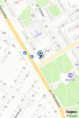 Аптека.ру на карте Верхней Пышмы
