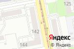 Схема проезда до компании РемонтЗолота.ru в Екатеринбурге