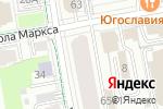 Схема проезда до компании Хорошие Люди в Екатеринбурге