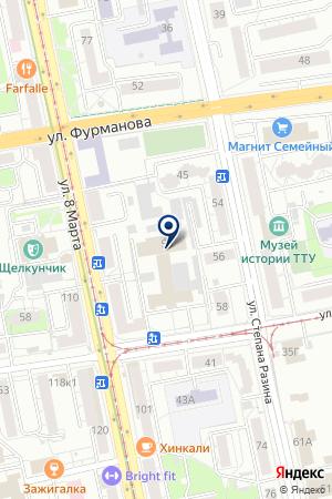 ПосудаMix на карте Екатеринбурга