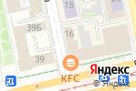 Схема проезда до компании Jang Su в Екатеринбурге