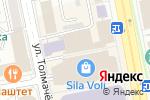 Схема проезда до компании Магазин трикотажа в Екатеринбурге