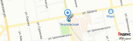 Гарант Плюс на карте Екатеринбурга
