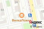 Схема проезда до компании А-подарок! в Екатеринбурге