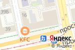 Схема проезда до компании Консалтинг24.ру в Екатеринбурге