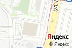 Схема проезда до компании День и Ночь в Екатеринбурге