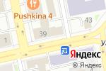 Схема проезда до компании Сысертский Фарфор в Екатеринбурге