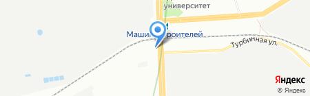 URALPART.RU на карте Екатеринбурга