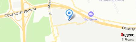 Заправь Картридж.ru на карте Екатеринбурга