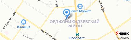 Детство на карте Екатеринбурга