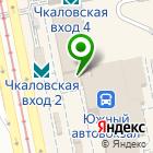 Местоположение компании Норд-Транзит