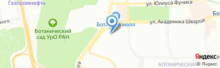 Производственное Объединение литейных заводов на карте Екатеринбурга