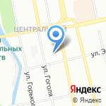 ТрансОтель на карте Екатеринбурга