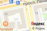 Схема проезда до компании Банкомат, КБ Локо-банк в Екатеринбурге