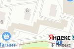 Схема проезда до компании Почтовое отделение №18 в Екатеринбурге
