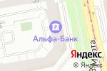 Схема проезда до компании Еми в Екатеринбурге