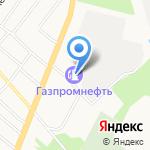 Газпромнефть-Урал на карте Верхней Пышмы