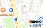 Схема проезда до компании Уральский транспортный банк, ПАО в Екатеринбурге