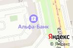 Схема проезда до компании Южный Дракон в Екатеринбурге