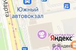 Схема проезда до компании Капризе в Екатеринбурге