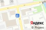 Схема проезда до компании Анима в Екатеринбурге