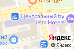 Схема проезда до компании Dolce Vita в Екатеринбурге