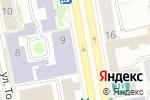 Схема проезда до компании Уральский государственный педагогический университет в Екатеринбурге