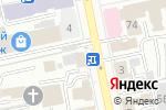 Схема проезда до компании Motorrad в Екатеринбурге