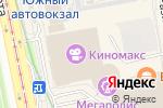 Схема проезда до компании Ученый кот в Екатеринбурге