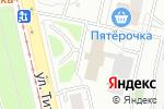 Схема проезда до компании ДЮСШ №8 в Екатеринбурге