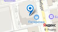 Компания Ярда на карте