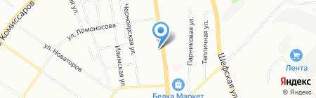 QP soft на карте Екатеринбурга
