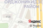 Схема проезда до компании Ажур в Екатеринбурге