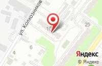 Схема проезда до компании Сантарис в Екатеринбурге