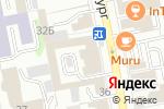Схема проезда до компании МамаМанго в Екатеринбурге