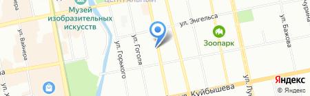 Профессиональные Пленки на карте Екатеринбурга