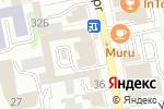 Схема проезда до компании Чебоксарский трикотаж Плюс в Екатеринбурге