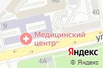 Схема проезда до компании Бизнес Группа Урала в Екатеринбурге