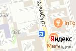 Схема проезда до компании ВестСервис в Екатеринбурге